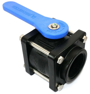 "Norwesco 62287 - 2"" Full Port Compact Ball Valve-Mid-South Ag. Equipment"