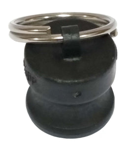 "Norwesco 62796 - 4"" Cam Lock Dust Plug Type ""DP"" Coupler-Mid-South Ag. Equipment"