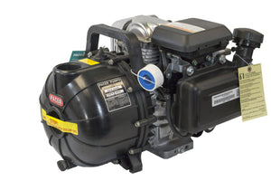 "Pacer Pumps - 2"" Poly Pump with Honda GC160 5HP Engine-Mid-South Ag. Equipment"