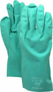 Showa Best 717-10 - Nitrile Chemical Glove-Mid-South Ag. Equipment