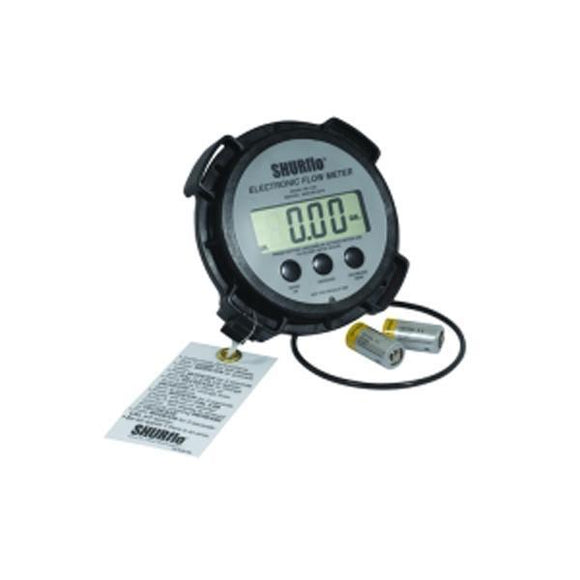 Hypro Shurflo Mini-Bulk Flow Meter Kit 94-732-00 for FM-100 Series-Mid-South Ag. Equipment