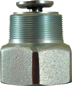 "Squibb-Taylor - A1705-45 - Excess Flow Valve - 45 GPM - 1-1/4 MPT X 1-1/4"" FPT-Mid-South Ag. Equipment"