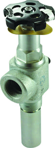 "Squibb-Taylor A480N-60 - NH3 Liquid Withdrawal Valve -1-1/2"" MPT X 1-1/4"" FPT with Hydrostatic Relief Valve-Mid-South Ag. Equipment"