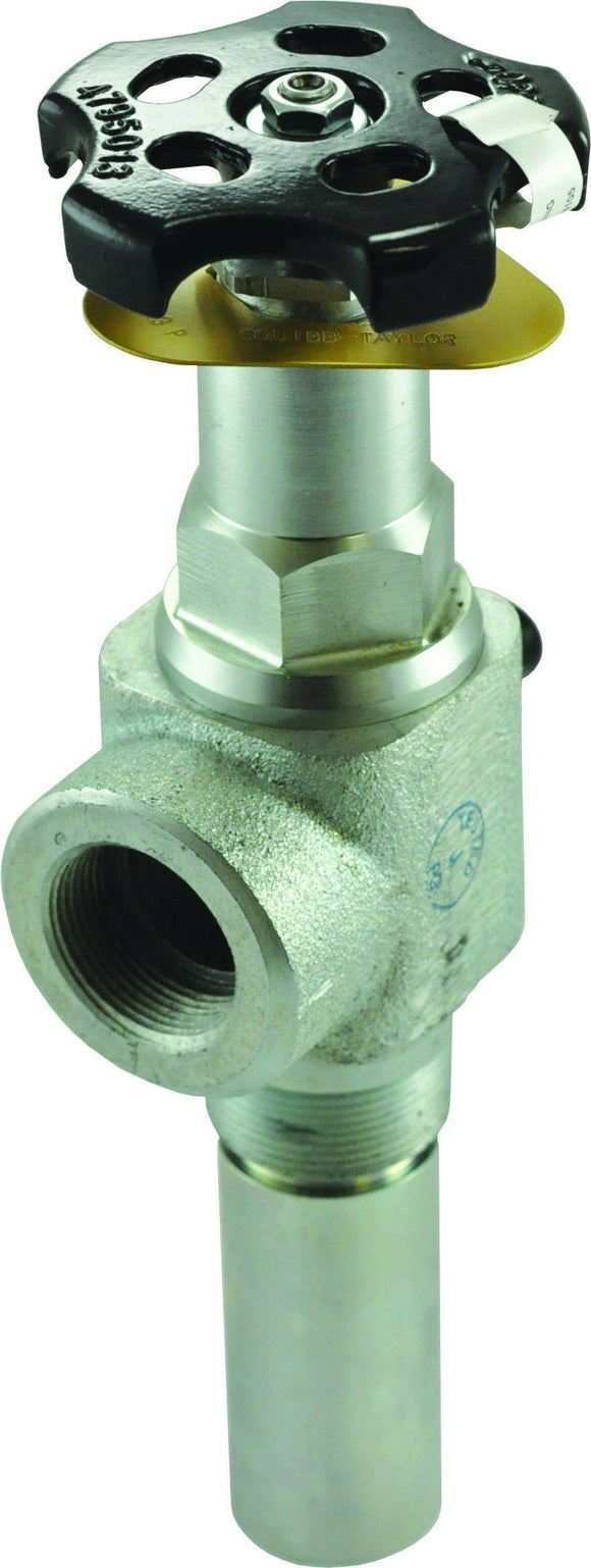 Squibb-Taylor A480N-60 - NH3 Liquid Withdrawal Valve -1-1/2