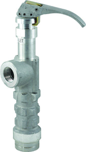 "Squibb -Taylor - AL362A - Minimum Bleed Hose End Valve Assembly - 1-1/4"" FPT X 1-3/4"" Female ACME-Mid-South Ag. Equipment"