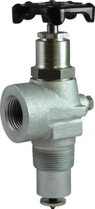"Squibb-Taylor - AL477EP - Riser/Tank Service Valve - 1-1/4"" MPT X 1"" FPT-Mid-South Ag. Equipment"