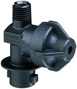 "TeeJet QJ8360-NYB - Quick TeeJet 1/4"" Male Thread Adapter-Mid-South Ag. Equipment"