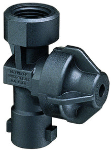 TeeJet QJT8360-NYB - Quick TeeJet Nozzle Body Thread Adapter-Mid-South Ag. Equipment