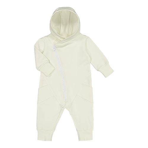 Gugguu Baby Jumpsuit Jumpsuitit Pearl White / Pearl White 50