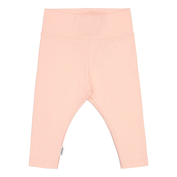 Gugguu Baby Leggings Leggingsit Satin Pink 50