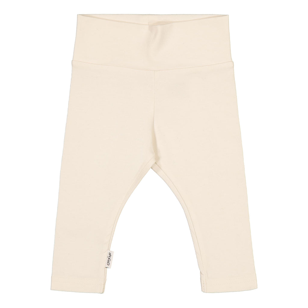 Gugguu Baby Leggings Leggingsit White Sand 50