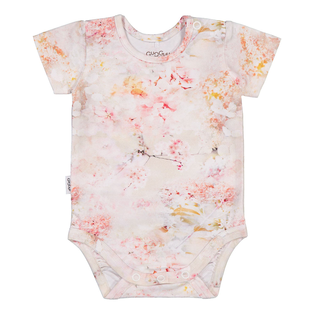 Gugguu Baby LH Print Body Bodyt Dreamy Flower 50