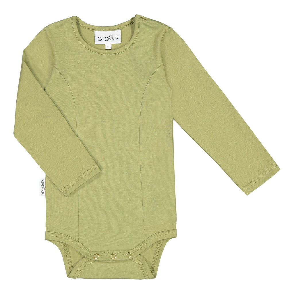 Gugguu Ballerina Body Bodyt Sage Green 62