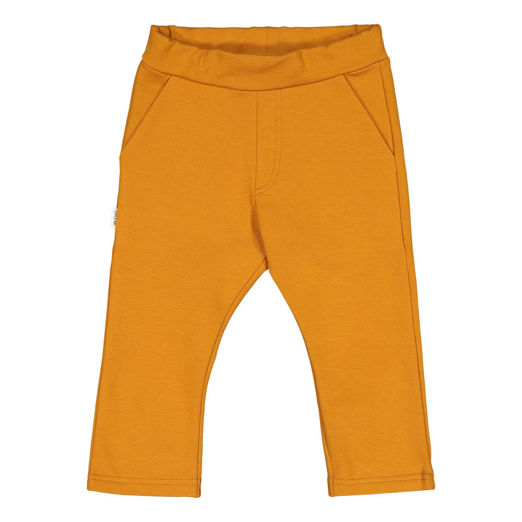 Gugguu Chino Housut Housut Tanned Yellow 80