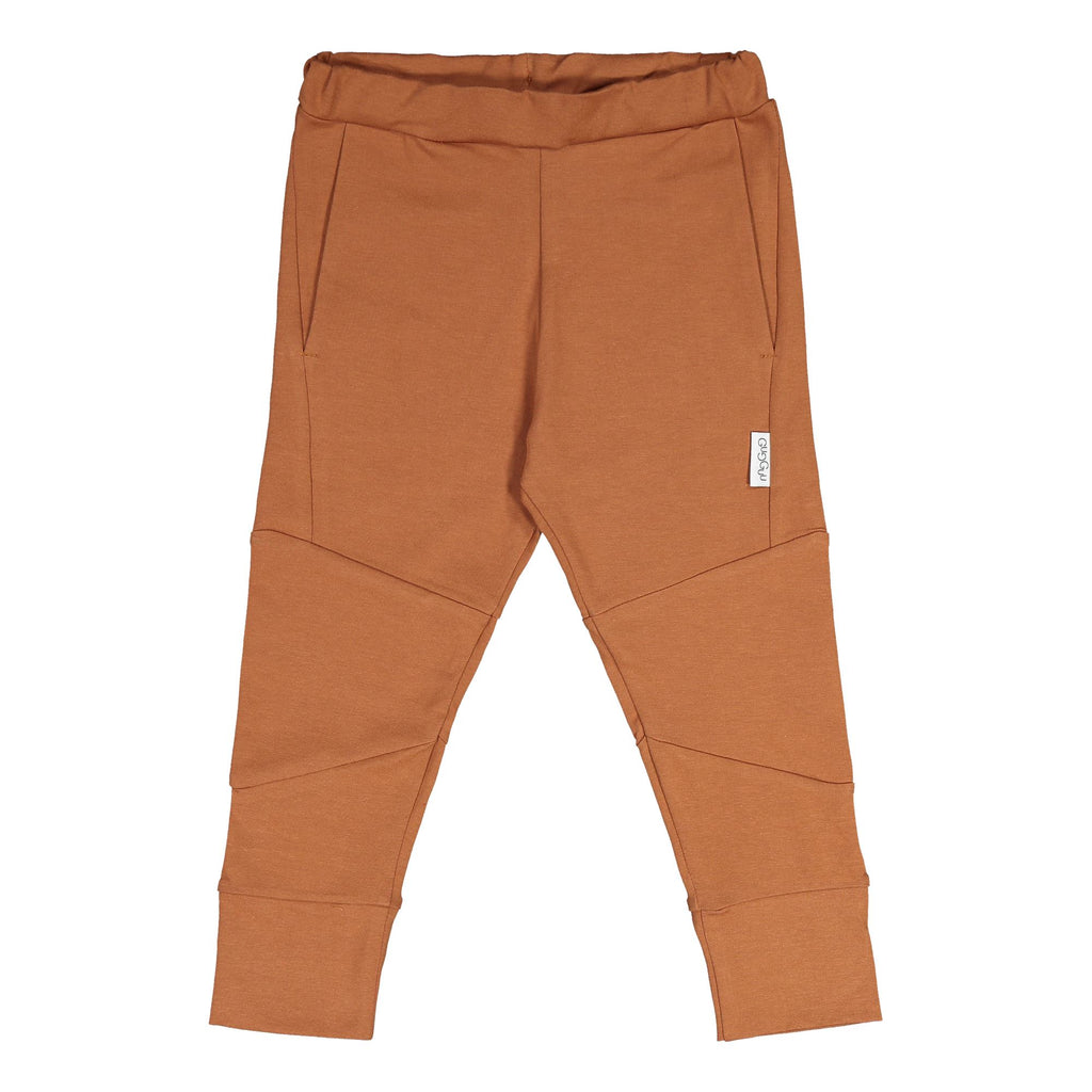 Gugguu Cube Pants Housut Brown Sugar 62
