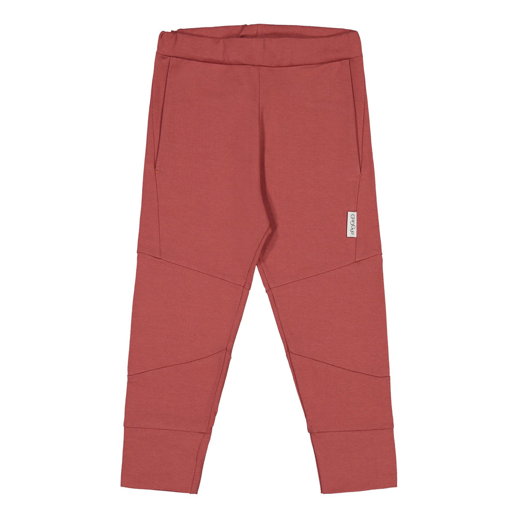 Gugguu Cube Pants Housut Cinnamon Sunset 62