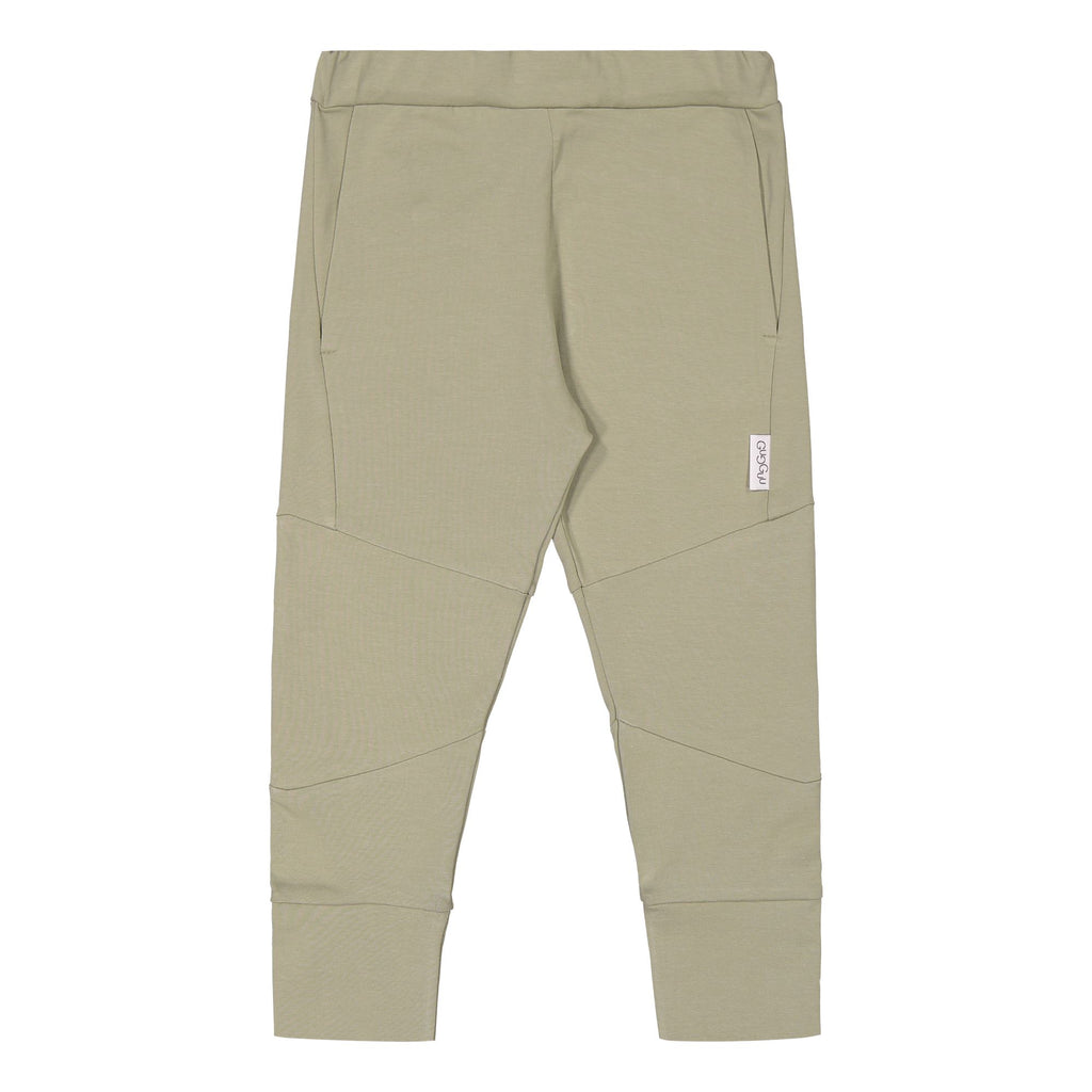 Gugguu Cube Pants Housut Pale Sage 80