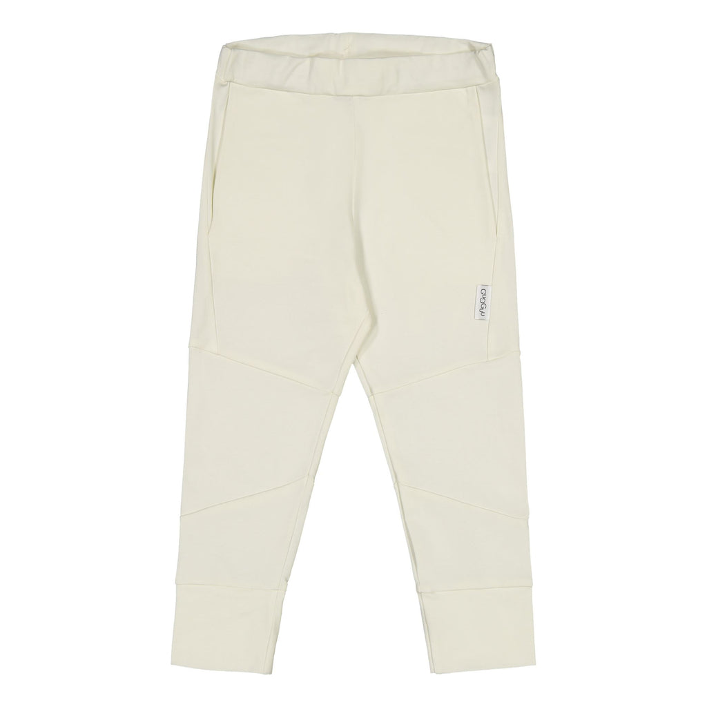Gugguu Cube Pants Housut Pearl White 62