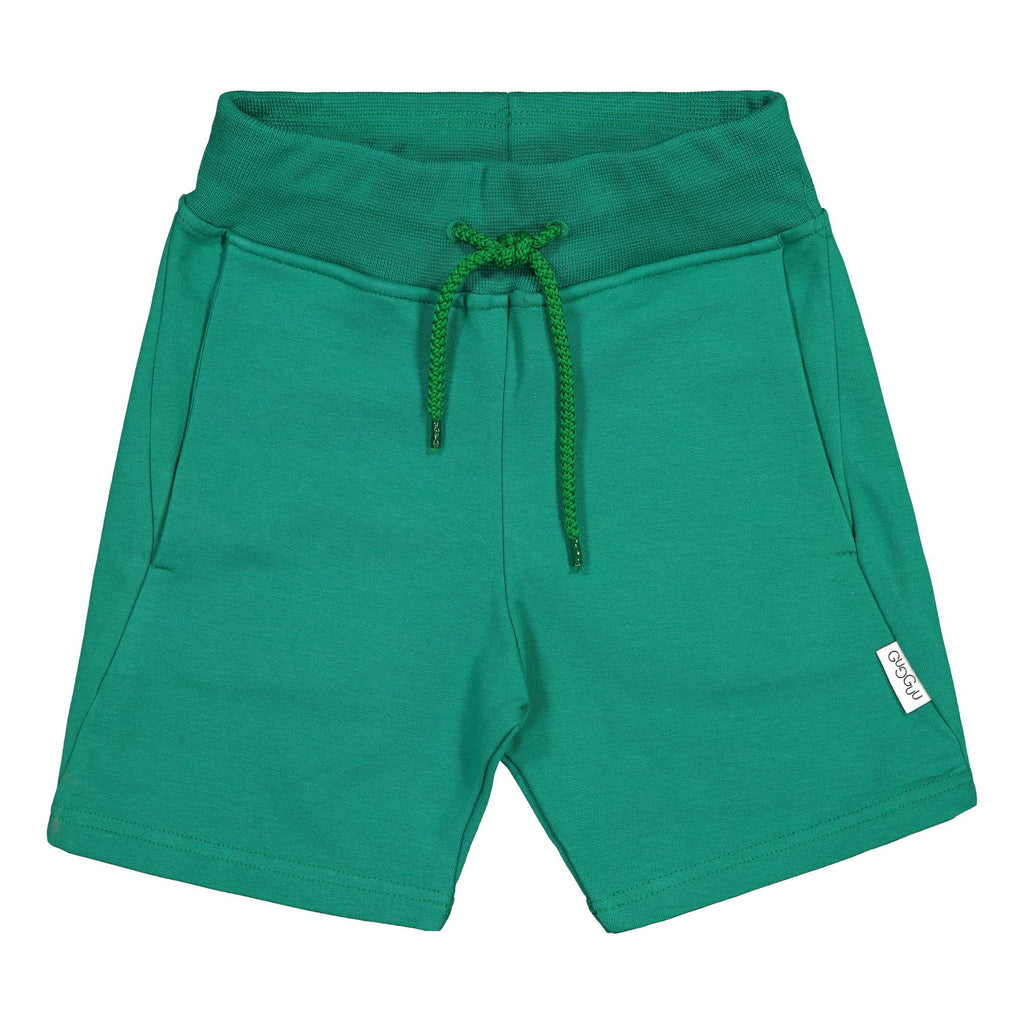 Gugguu Cube Shortsit Shortsit Jungle Green 80