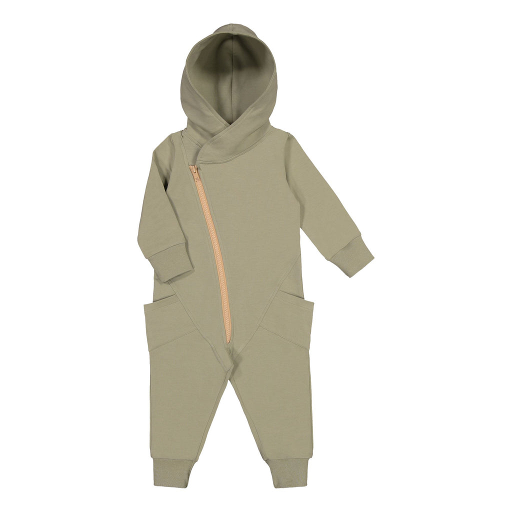 Gugguu Jumpsuit Jumpsuitit Pale Sage / Sugar Cookie 92