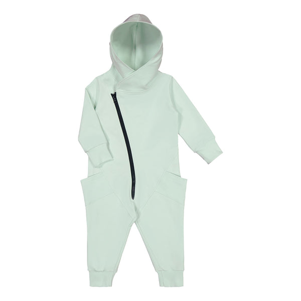 Gugguu Jumpsuit Jumpsuitit Sea Glass / Black 92