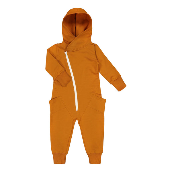 Gugguu Jumpsuit Jumpsuitit Tanned Yellow / Pearl white 92
