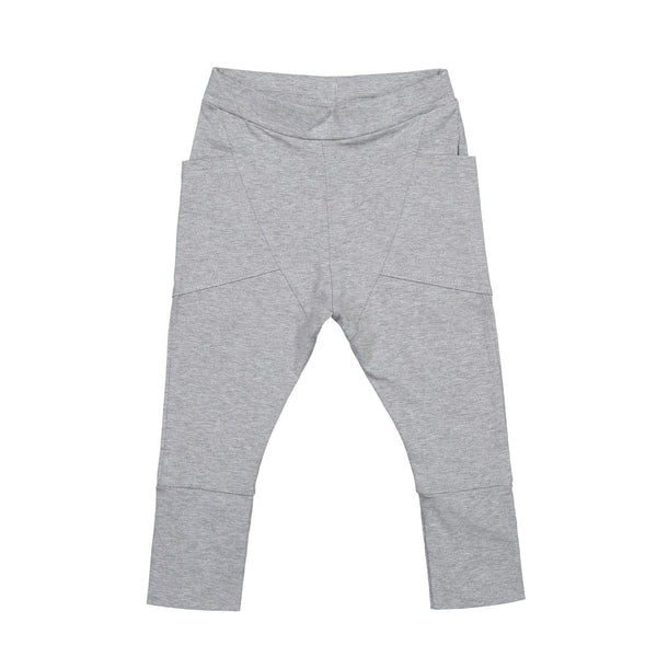 Gugguu Melange Unisex Pants Housut Light Melange 62