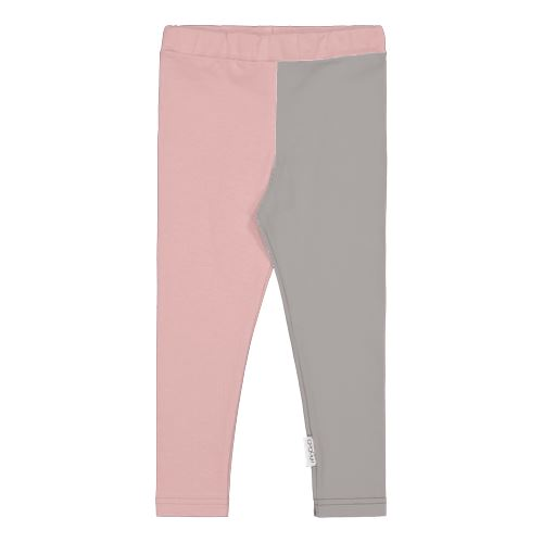 Gugguu OUTLET 2-Väri Leggingsit Berry Pink / Grey 62