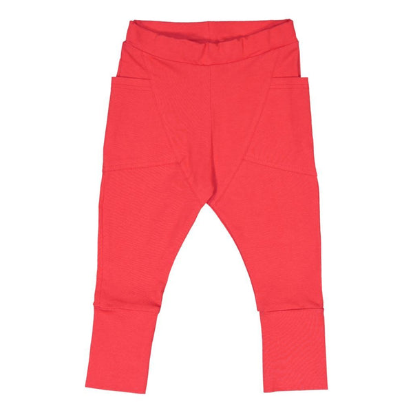 Gugguu Outlet Trikoo Pants Housut Bright Red 62