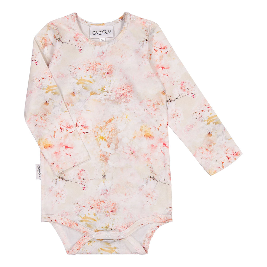 Gugguu Print Body Bodyt Dreamy Flower 80