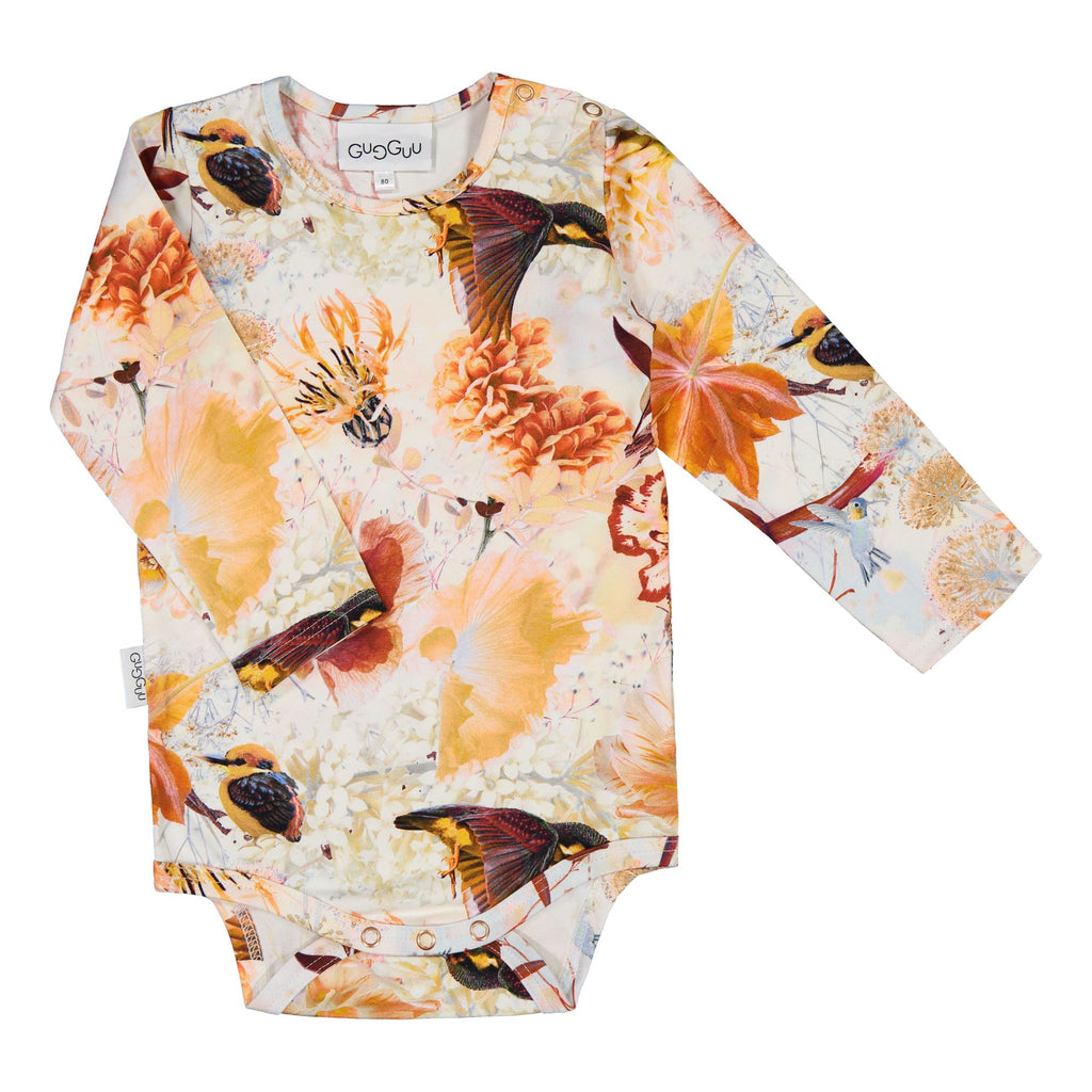 Gugguu Print Body Bodyt Hummingbirds 62