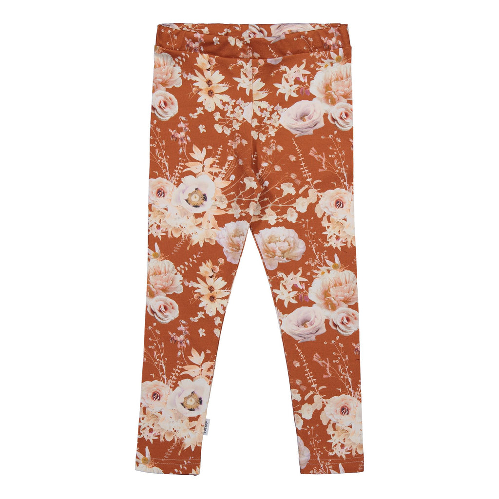Gugguu Print leggings Leggingsit Cayenne Rose 80