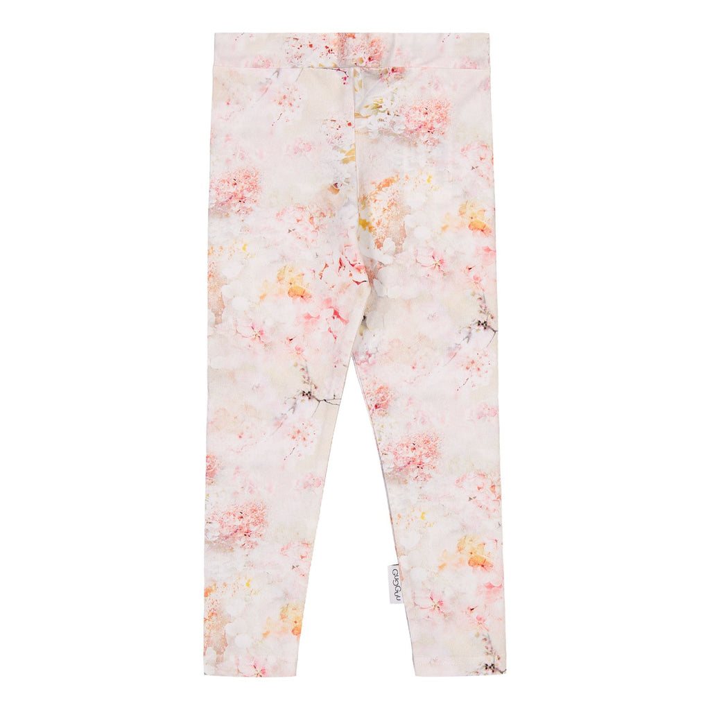 Gugguu Print Leggings Leggingsit Dreamy Flower 80