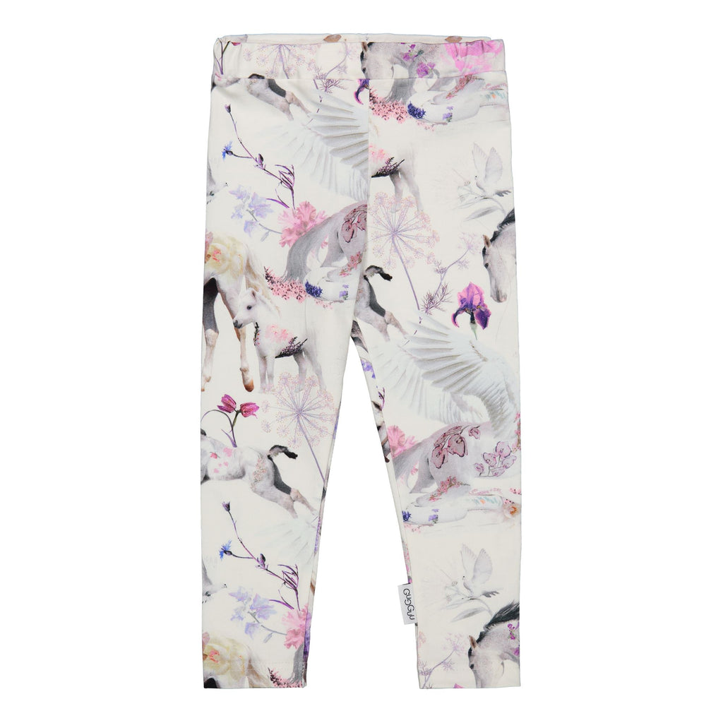 Gugguu Print Leggingsit Leggingsit Summer dream 62