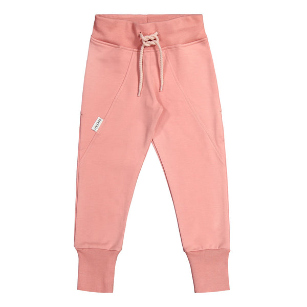 Gugguu Slim Baggy Housut Frosty Rose 80