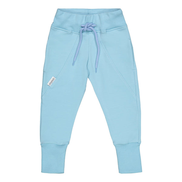 Gugguu Slim Baggy Housut Summer sky 80