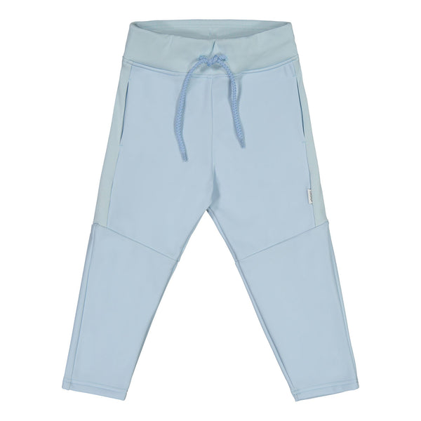 Gugguu Stripe Sport Pants verkkahousut Housut Blue Bell 80
