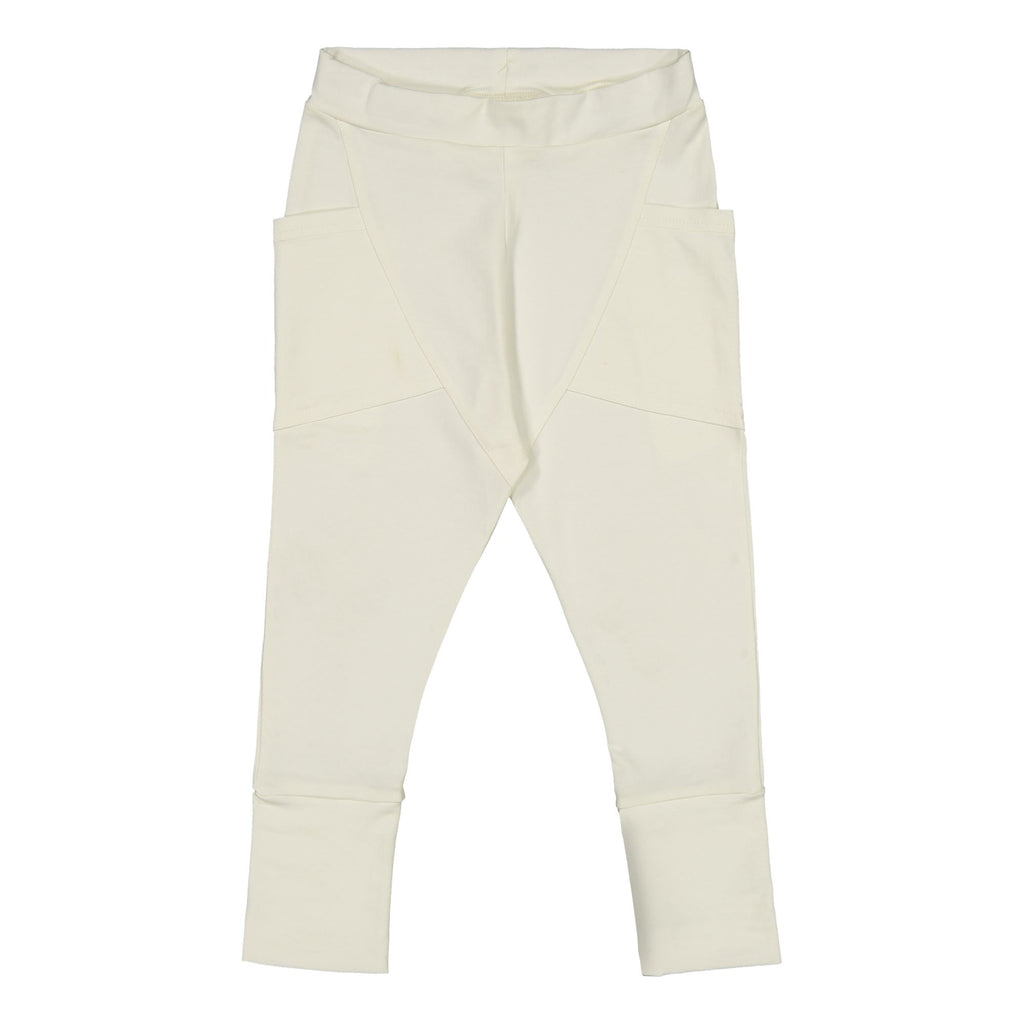 Gugguu Trikoo Pants Housut Pearl White 62