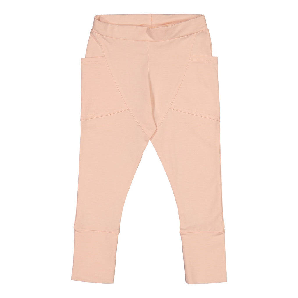 Gugguu Trikoo Pants Housut Satin Pink 62