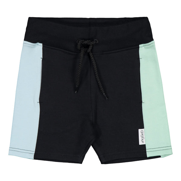 Gugguu Triple shortsit Shortsit Black / Bluebell / Peppermint 80