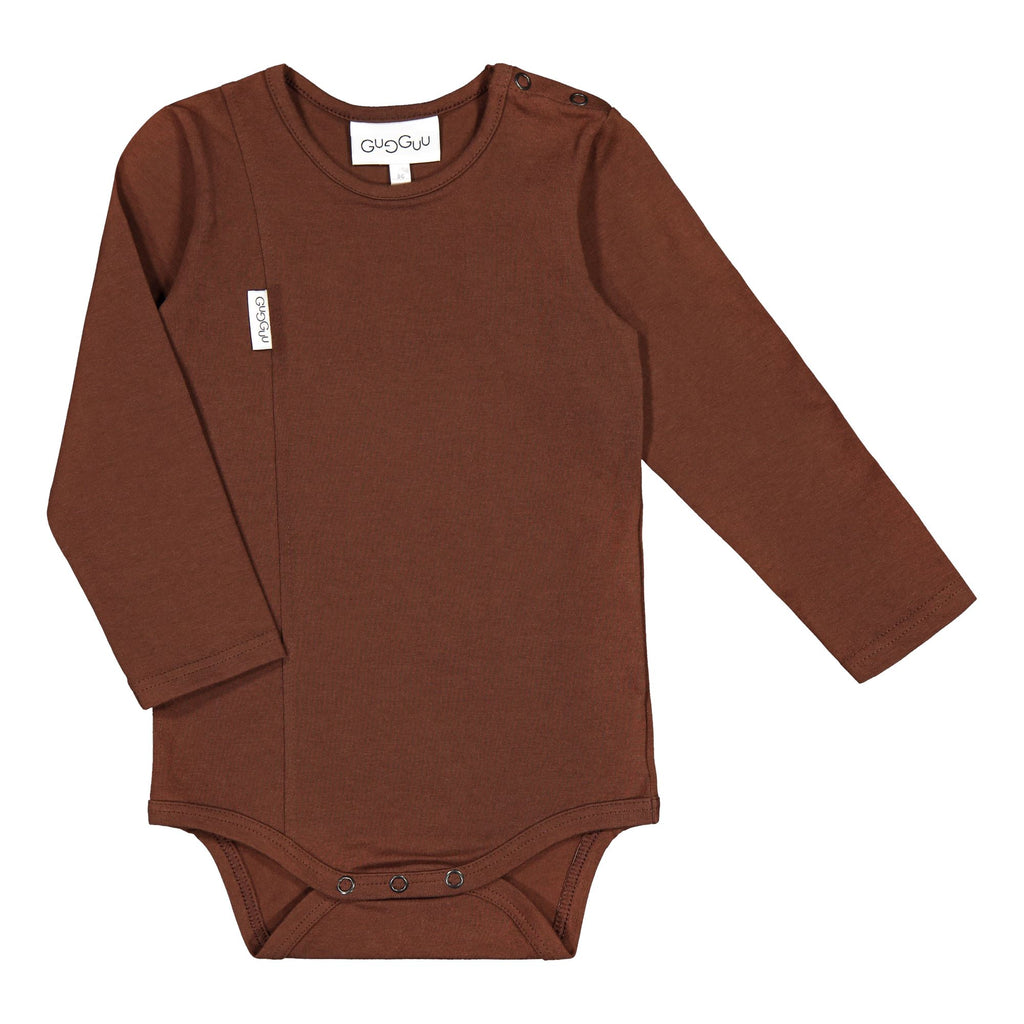 Gugguu Unisex Body Bodyt Cocoa Bear 62