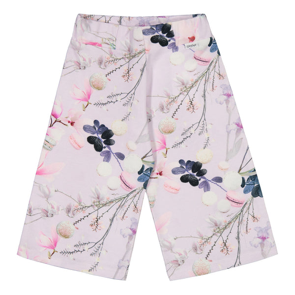 Gugguu Vintage Print Culottes Housut Celebration 80