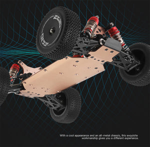 WLtoys 144001 1/14 2.4G 4wd Electric RC Racing Remote Control Car 60 km/h High-Speed Car