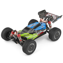 Load image into Gallery viewer, WLtoys 144001 1/14 2.4G 4wd Electric RC Racing Remote Control Car 60 km/h High-Speed Car
