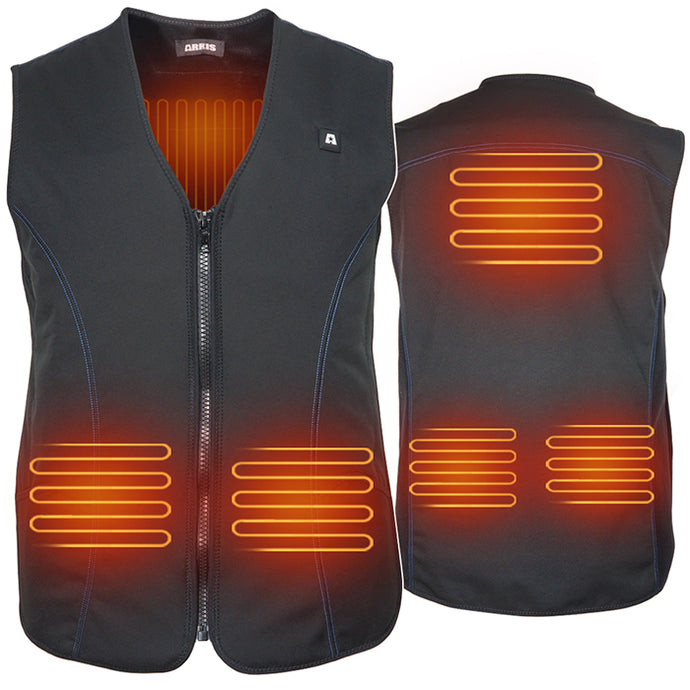 ARRIS 5V Heated Vest Hook and Loop Size Adjustable Heated Clothing