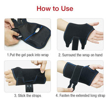 Load image into Gallery viewer, Hot Cold Gel Pack for ARRIS Wrist Wrap