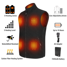 Load image into Gallery viewer, heated vest for sale