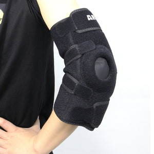 ARRIS Elbow Support Reusable Wearable  Ice Gel Pack Wrap for Hot Cold Therapy