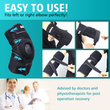Load image into Gallery viewer, ARRIS Elbow Support Reusable Wearable  Ice Gel Pack Wrap for Hot Cold Therapy
