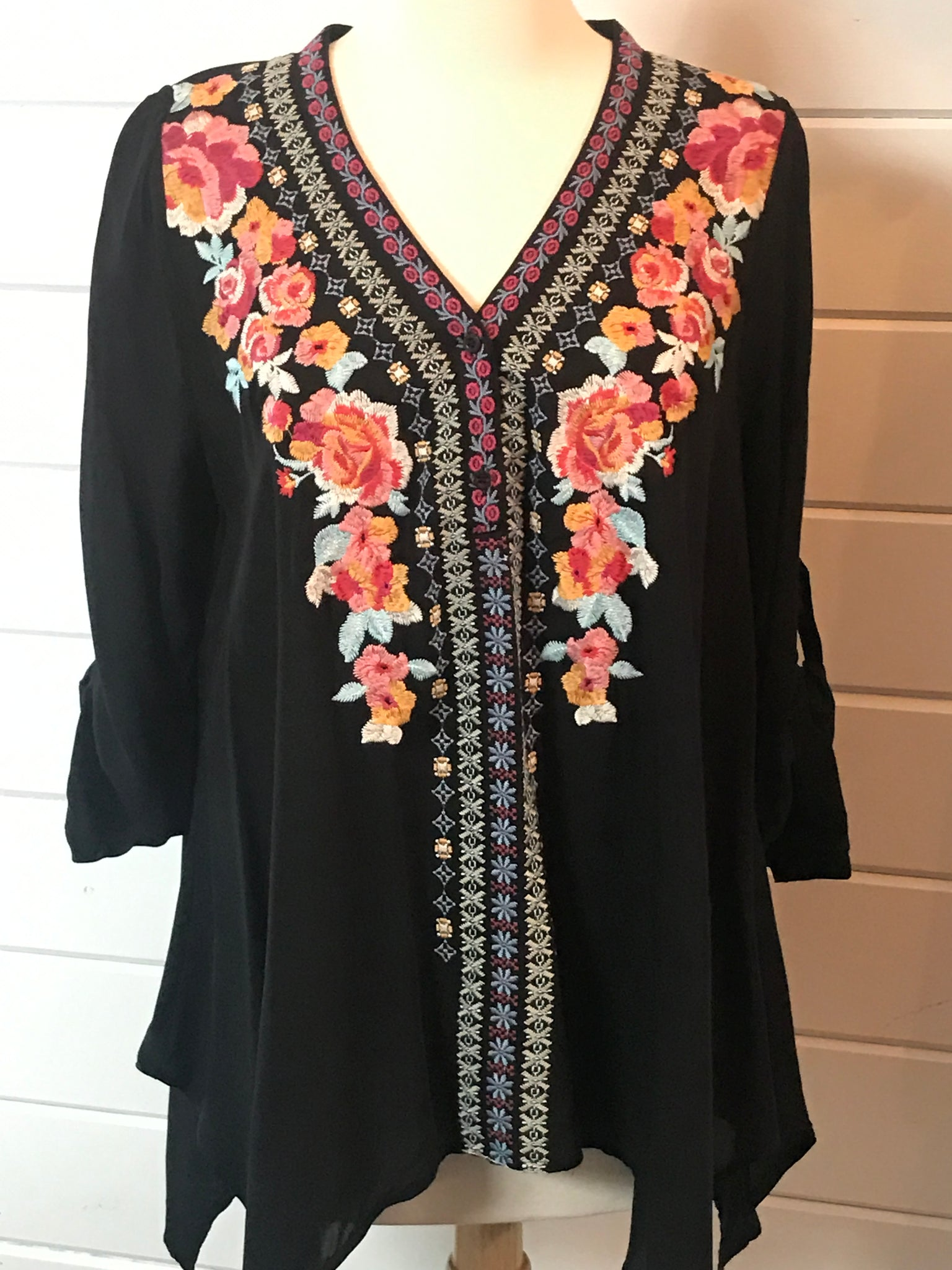 Floral Bliss Blouse